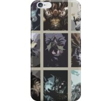 Hearthstone Characters Posterized iPhone Case/Skin