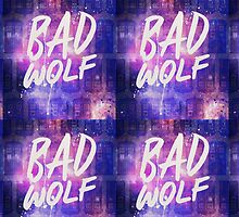 Bad Wolf by leggings