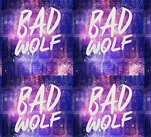 Bad Wolf by leggings