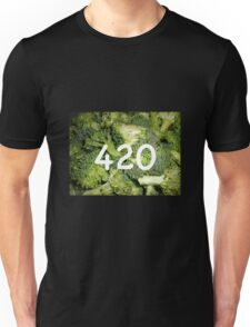 420 Broccoli Unisex T-Shirt