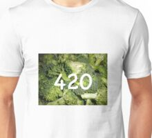 420 Broccoli Unisex T-Shirt