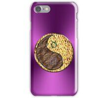 Taurus & Rooster Yin Fire iPhone Case/Skin