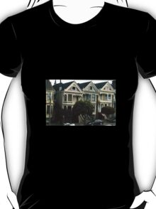 And Painted Ladies All In A Row.. T-Shirt
