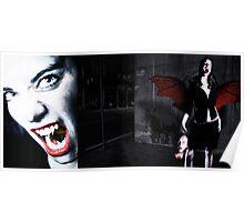 Vampire hunter Poster