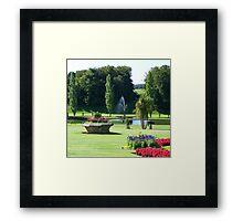 Breathtaking Bicton Framed Print