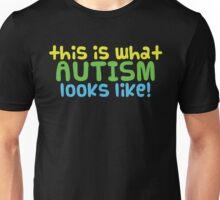 Autism Cutie 2 Unisex T-Shirt