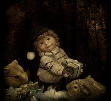 little white man by jipihope