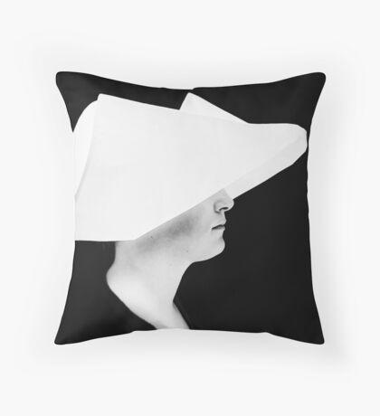 Flying Nun Throw Pillow