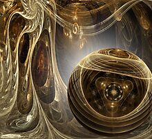 Cavern's Chrystal by Desirée Glanville