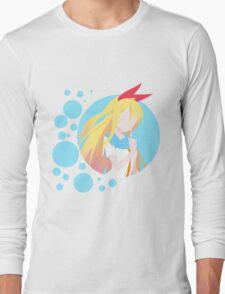 Chitoge Kirisaki - Nisekoi (Minimalistic) Long Sleeve T-Shirt