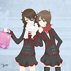 Winter Shopping by xkittyx