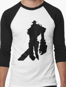 Shadow of the Colossus Gaius - Black Men's Baseball ¾ T-Shirt