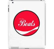 Enjoy the Beats iPad Case/Skin