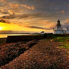 Chanory Point on the Black Isle by Fraser Ross