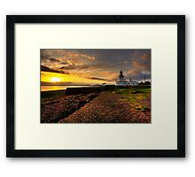 Chanory Point on the Black Isle Framed Print
