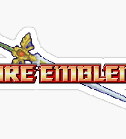 Fire Emblem (GBA) Title Screen Ver 2.0 Sticker