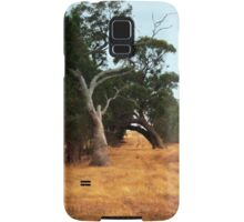 Rustic Road Samsung Galaxy Case/Skin