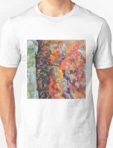 Python in the Autumn Breeze  Unisex T-Shirt