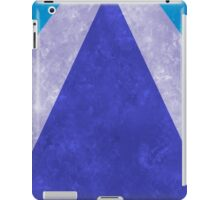 Blue Rays iPad Case/Skin