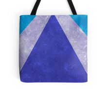 Blue Rays Tote Bag