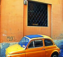 Yellow by cromagnon