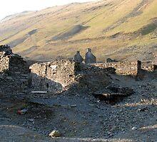 Cwmystwyth Lead Mine 1 by Martin Carr