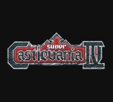 Castlevania 4 (SNES) Title Screen Kids Clothes