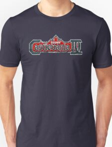 Castlevania 4 (SNES) Title Screen Unisex T-Shirt