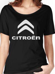Citroen Funny Geek Nerd Women's Relaxed Fit T-Shirt
