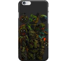 Five Nights at Freddy's 3: It's All in Your Mind iPhone Case/Skin