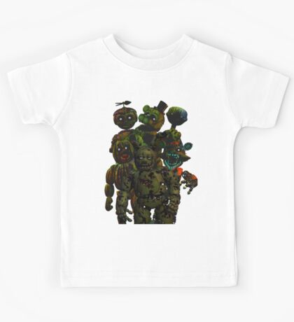 Five Nights at Freddy's 3: It's All in Your Mind Kids Tee