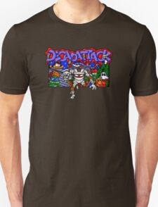 Decapattack (Genesis) Title Screen T-Shirt