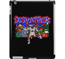 Decapattack (Genesis) Title Screen iPad Case/Skin
