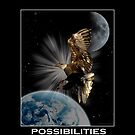 """POSSIBILITIES"" Motivational Gifts by Val  Brackenridge"