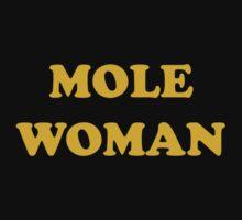 Mole Woman One Piece - Short Sleeve