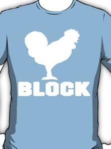 Cock block Funny Geek Nerd T-Shirt