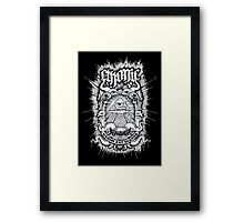 Cthonic: The Great Ale Framed Print