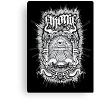 Cthonic: The Great Ale Canvas Print