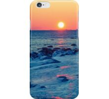 Saturated Winter iPhone Case/Skin