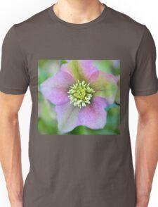 Floral Ombre Unisex T-Shirt