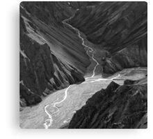 Iceland - Landmannalaugar Canvas Print