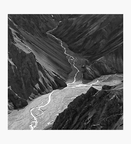 Iceland - Landmannalaugar Photographic Print