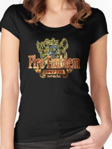 Fire Emblem (GBA) Title Screen Women's Fitted Scoop T-Shirt