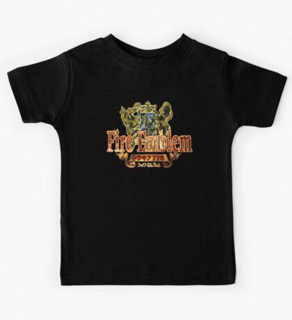 Fire Emblem (GBA) Title Screen Kids Tee