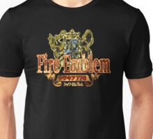 Fire Emblem (GBA) Title Screen Unisex T-Shirt