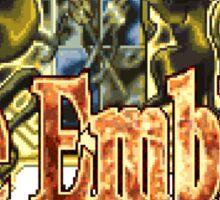 Fire Emblem (GBA) Title Screen Sticker