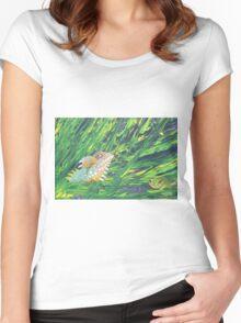 Rainforest Friends Women's Fitted Scoop T-Shirt