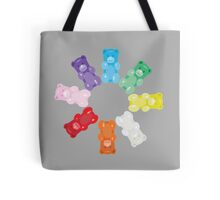 Gummy Bear Circle Tote Bag