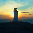 Peggy&#x27;s Cove  by George Cousins