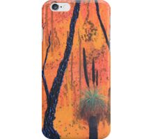 Eye of the Flame iPhone Case/Skin